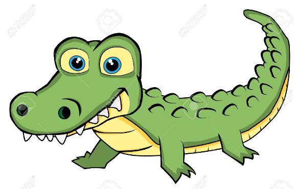 How do you spell crocodile